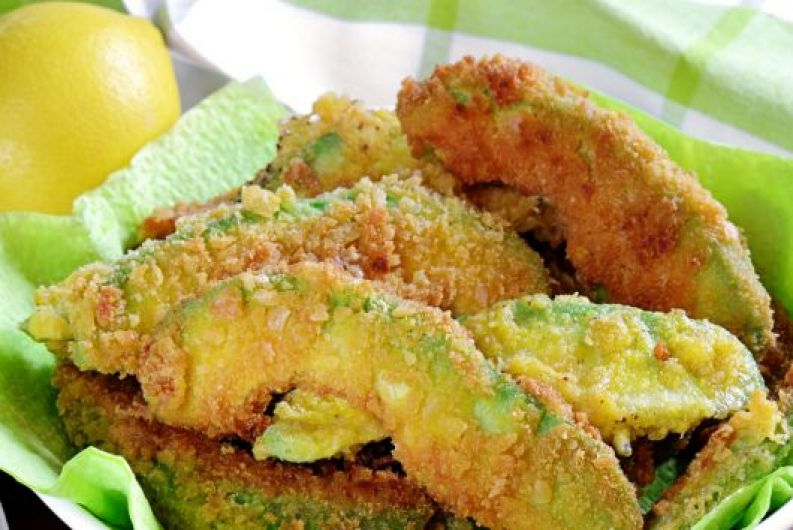 Air Fryer Avocado Fries