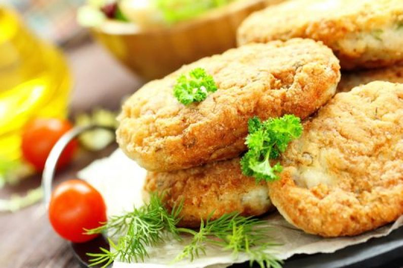 Air-Fried Crab Cakes Home-Style