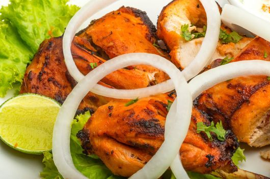 Air Fryer Chicken Tandoori