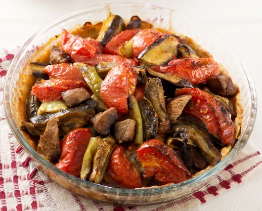 Air Fryer Ratatouille