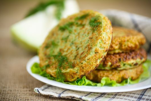 Broccoli Quinoa and Potato Burger Patties