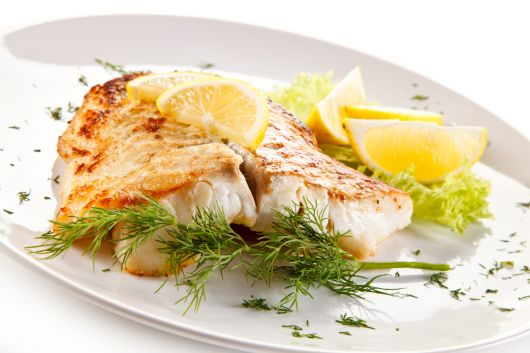 Broiled Tilapia Fillet