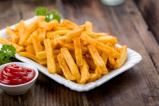 Cajun-Spiced Air Fryer French Fries