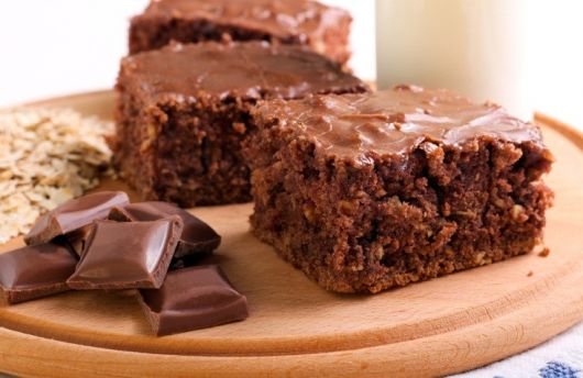 Chocolate Oat Cake