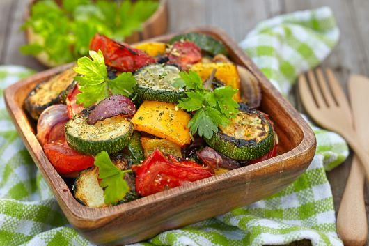 Italian-Style Roasted Vegetables