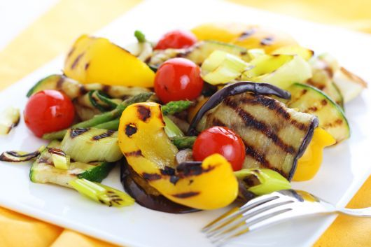 Marinated Vegetable Roast